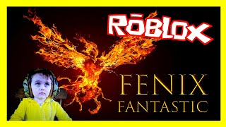 FWA♤ Fenix's 1st YouTube Video! (ROBLOX)