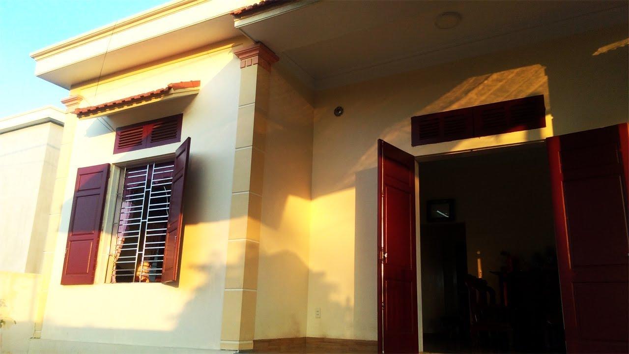 Thăm Nhà Cấp 4  Đẹp Với 3 Phòng Ngủ Chỉ Có 350 Triệu Đồng Ở Hải Phòng