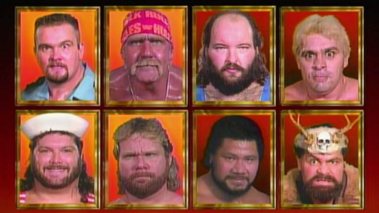Natural Disasters vs TheHulkamanaics at Survivor Series 1990