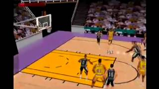 Kobe Bryant in NBA Courtside (Nintendo 64)