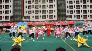 2015 年銘傳大學 58 校慶創意啦啦舞決賽冠軍 傳播學院 台前字幕版