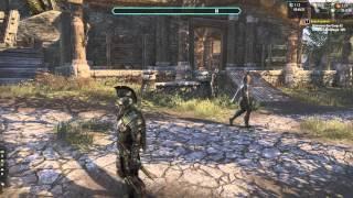 The Elder Scrolls Online VIDEO TEST lire description
