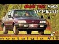 TESTE DE IMPACTO DO FORD VERSAILLES EM 1992 - #NOSTALGIA 18
