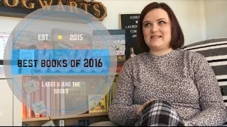 Best Books of 2016 | Lauren and the Books
