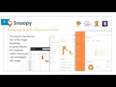 snoopy---multipurpose-bootstrap-admin-dashboard-template-+-ui-kit-|-themeforest-templates
