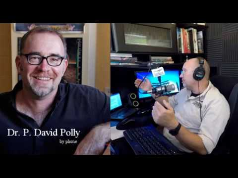 The Society of Vertebrate Paleontology - Interview with President Dr. P. David Polly