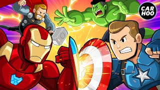 WHO IS THE STRONGEST AVENGER ?