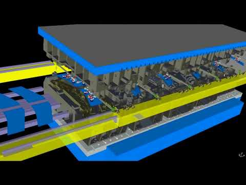 T-SIM Solutions Transfer Press Simulation Software