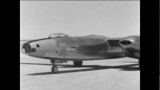 Convair XB-46 First Flight, April 2, 1947