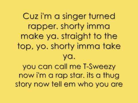 Thug Story- T-Pain & Taylor Swift With Lyrics