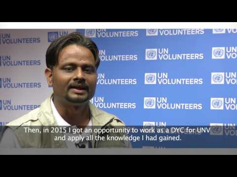 Interview with Mukul Sharma: Positive change to the community