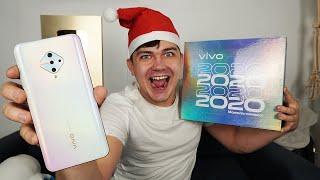 Виа выбрал лучший подарок на новый год Обзор Vivo V17