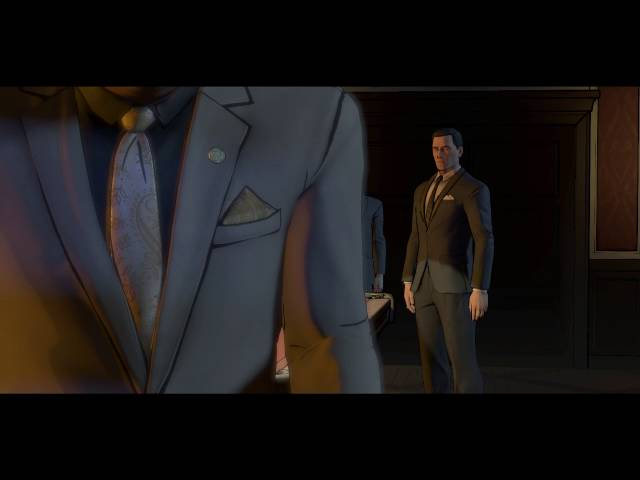 Batman: The Telltale Series - Meeting Carmine Falcone