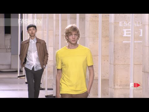 HERMES Menswear Spring Summer 2017 Paris by Fashion Channel