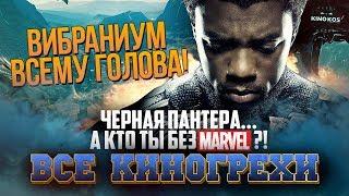 """Все киногрехи """"Чёрная Пантера"""""""
