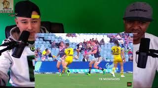 NRL 2017 BIGGEST HITS | Reaction