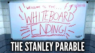 Getting The Whiteboard Ending In The Stanley Parable
