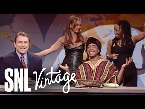Weekend Update: Tim Meadows on Kwanzaa - SNL