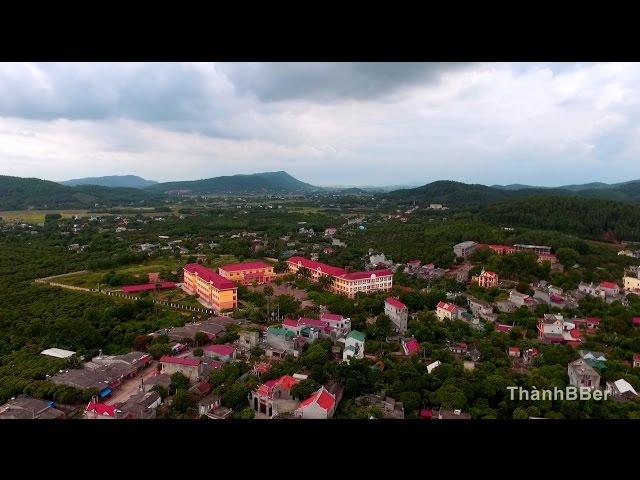 Phường Bến Tắm - Thị Xã Chí Linh Flycam