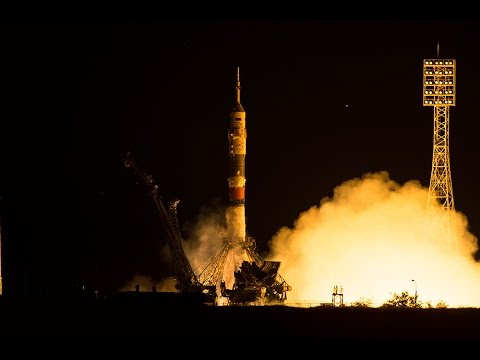 Expedition 44 Launches to the Space Station