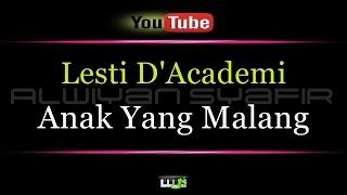 Gambar cover Karaoke Lesti D'Academi - Anak Yang Malang