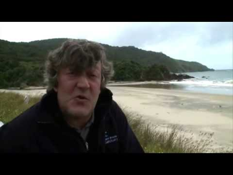 Stephen Fry: Kakapo Parrot's Future – Last Chance to See – BBC Two