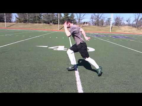 THAT TRAINER JOHNNY: Bobby Bailey - Pro Agility/40 technique