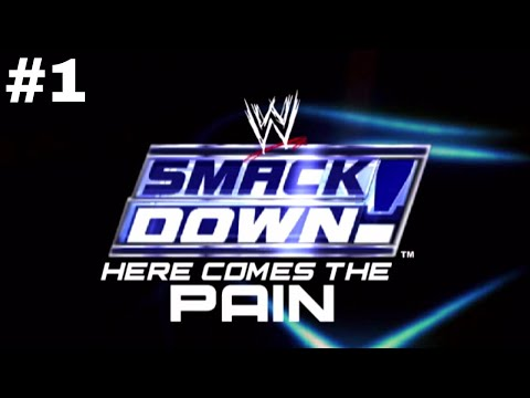 Twitch Stream | WWE Smackdown! Here Comes The Pain #1
