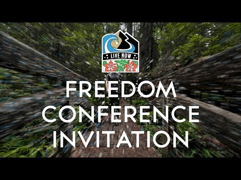 "Live Now ""FREEDOM"" Conference Promo"