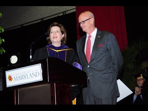 Scott Van Pelt Commencement Address