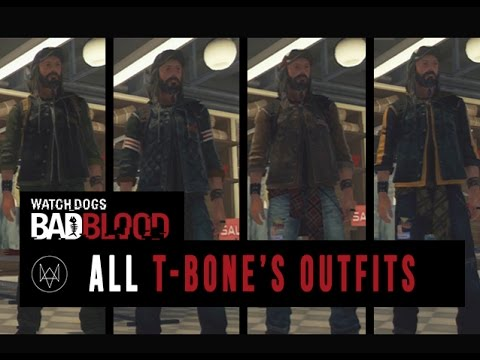 Watch Dogs  Clothes In Watch Dogs