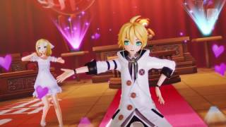 Quirky Medley - Giga Remix PV Project Diva X