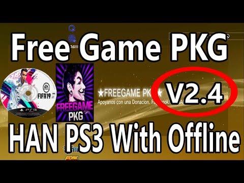 HAN Offline Installer and PS3 Free Shop ? | GBAtemp net