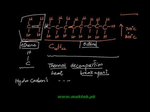 FSc Chemistry Book2, CH 7, LEC 7: Cracking of Petroleum Fractions (Part 1)