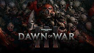 Warhammer 40,000: Dawn of War III Gameplay