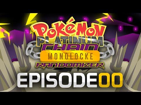 Pokémon Platinum Chain Monolocke Randomizer Introduction Video!!