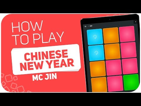 How to play: CHINESE NEW YEAR (Mc Jin) - SUPER PADS - Kit CNY