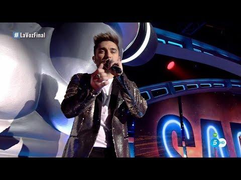 """Samuel: """"A puro dolor"""" – Gran Final - La Voz 2017"""