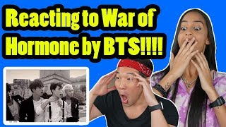 Video BTS - WAR OF HORMONE - REACTION VIDEO!!! download MP3, 3GP, MP4, WEBM, AVI, FLV Mei 2018