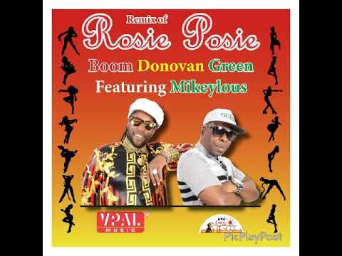 BOOM DONOVAN GREEN ON MIKEYLOUS INNA COMBINATION STYLE COMING FROM ROSIE POSIE ALL STAR   OUT A