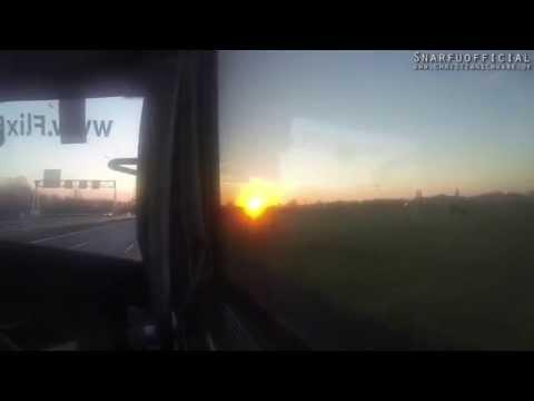 Flixbus von Amsterdam nach Berlin, ab Amsterdam 20min [Amsterdam Sloterdijk]
