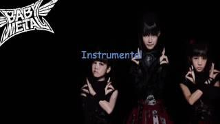 Baby metal Gimme choco [instrumental][romaji lyrics]