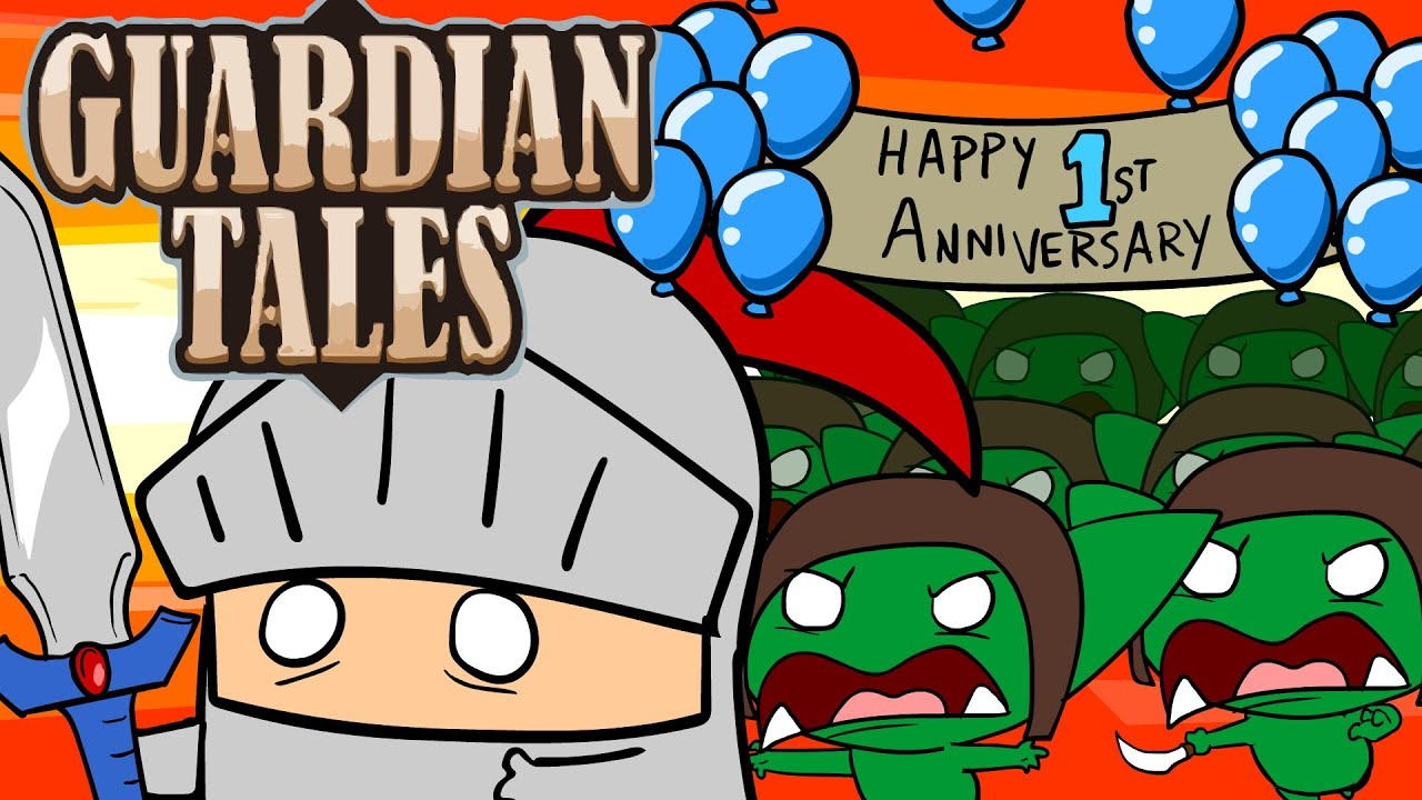 GuardianTales 1st Anniversary