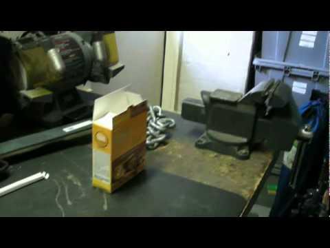 DIY Airsoft Pistol