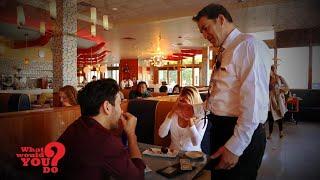Waiter shames man for credit card decline l First broadcast on 12/10/2013 | WWYD