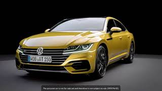 Volkswagen Arteon   The design of the new fastback