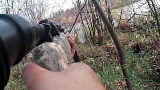 Охота с пневматикой(Gamo Big Cat CF)