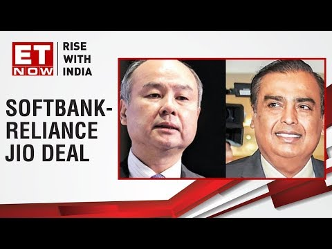 J.P. Morgan's view on SoftBank- Reliance Jio deal
