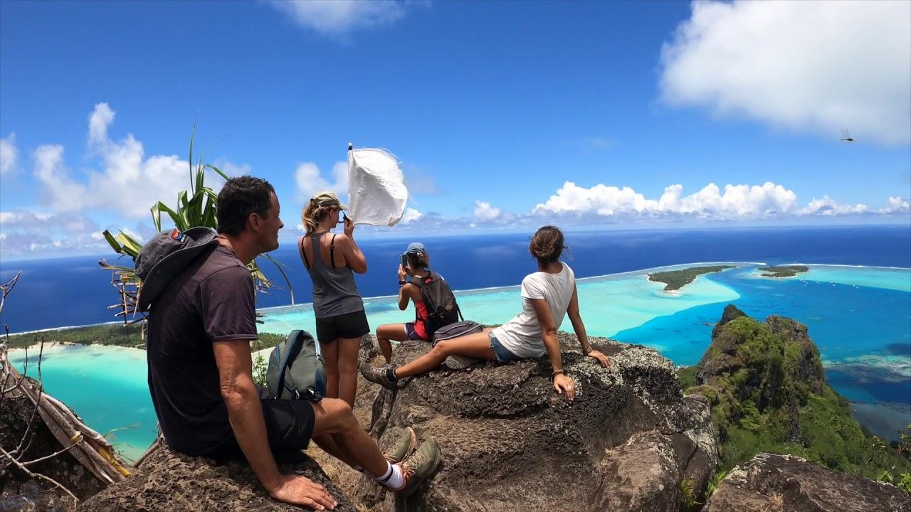 Vidéo de l'île de Maupiti