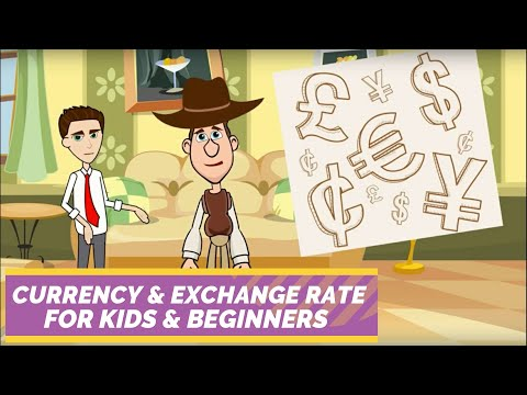 what-is-currency-and-exchange-rate?-easy-peasy-finance-for-kids-and-beginners